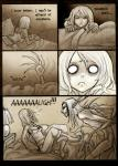 1girl comic monster page_2 repost sex willing // 800x1113 // 225.0KB