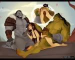 Orcs anal anticipating_anal anticipation oral orc // 1000x805 // 134.5KB