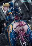 Vaginal alien_parasites anal bent_over cum_inside double_penetration sideboob spread_legs tight_clothes torn_spacesuit willing willing_girl // 1269x1800 // 2.8MB