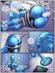 Asari Soul_Calibur anal mass_effect tentacle_rape // 720x945 // 227.8KB