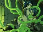 Ghostbusters Kylie_Griffin ghost_tentacles tentacle_rape // 1440x1080 // 1.0MB
