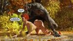 Red_Riding_Hood comic werewolf // 1280x720 // 386.9KB