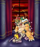 bigboobs bowser evil_princess_peach super_mario_bros. willing // 836x974 // 189.7KB