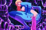 Metroid Samus_Aran Tentacle anal_penetration ass_exposed willing // 974x649 // 328.7KB