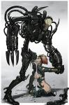 Heroine arms_restrained cum forced_oral ganassa half_naked robot_monster // 997x1500 // 870.8KB