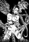 Heroine Tentacle monster_rape oral_penetration torn_clothes // 640x917 // 204.7KB