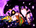 Metroid Samus_Aran alien_monster double_penetration naked tentacle_rape // 750x597 // 264.4KB