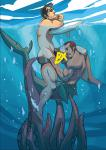 anal censored gay male merman tentacles // 820x1159 // 601.5KB