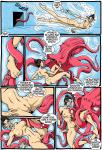 Sexplorers_comic naked_woman octopus tentacles willing_sex // 924x1352 // 681.1KB
