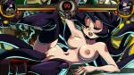 Skullgirls Tentacle Zone animated big_breasts bouncing_breasts closed_eyes open_mouth spread_legs stockings thigh-highs vaginal_penetration // 800x448 // 1.6MB