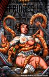 Princess_Leia Star_Wars bigboobs breasts_exposed comic_cover tentacles torn_clothes // 485x750 // 512.1KB