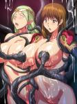 nipple_latch nude Tentacle two_girls // 637x850 // 461.5KB