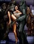 Star_Wars wookie // 627x788 // 182.2KB
