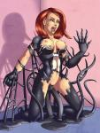 mary_jane_watson tentacle_rape venom_symbiote // 756x1000 // 226.7KB