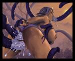 Elf_Girl artist_Lucien tentacle_rape // 1000x815 // 179.0KB
