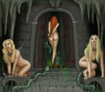 chained_collar naked_girls sacrifice slaves temple tentacles // 900x794 // 791.5KB