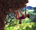 double_penetration rock_climbing sweat tentacle_rape tentacles tentaculeo // 1519x1271 // 232.2KB