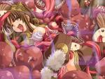 Ragnarok_Online breast_squeeze breast_wrap monster mushroom tongue vaginal_penetration willing // 1000x750 // 117.0KB