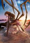 Impregnation Sarah_Kerrigan StarCraft_II alien_rape futa naked_woman stomach_bulge // 840x1200 // 1.5MB
