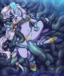 Draenei meatwall tentacles // 850x1009 // 157.2KB