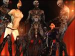 Ashley_williams Topless arms_behind_back exposed_breasts forced_oral handjob heroines husks mass_effect miranda_lawson oral_penetration restrained side_boob small_breasts zombies // 1280x960 // 1.4MB