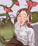 cum_all_over_face fully_clothed plant_monster tentacles willing_girl // 1240x1487 // 834.3KB