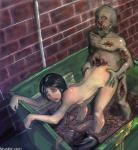 artist_Faustie bent_over dark_hair legs_together vaginal_penetration zombie zombie_rape // 1444x1564 // 952.8KB