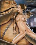 Princess_Leia Star_Wars Tentacle anal jabba_the_hutt uncensored willing // 741x917 // 227.7KB