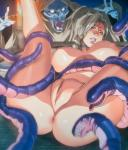 anticipation anus large_breasts naked pussy_exposed tentacle_rape // 1200x1406 // 466.5KB