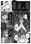 Alice_Margatroid Tentacle comic english monster_plant touhou_project // 1200x1706 // 588.5KB