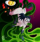 Extreme_Ghostbusters Kylie_Griffin slime_monster tentacle_rape // 900x955 // 624.3KB