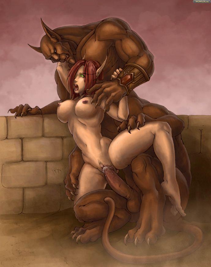 Порно эльфы фото