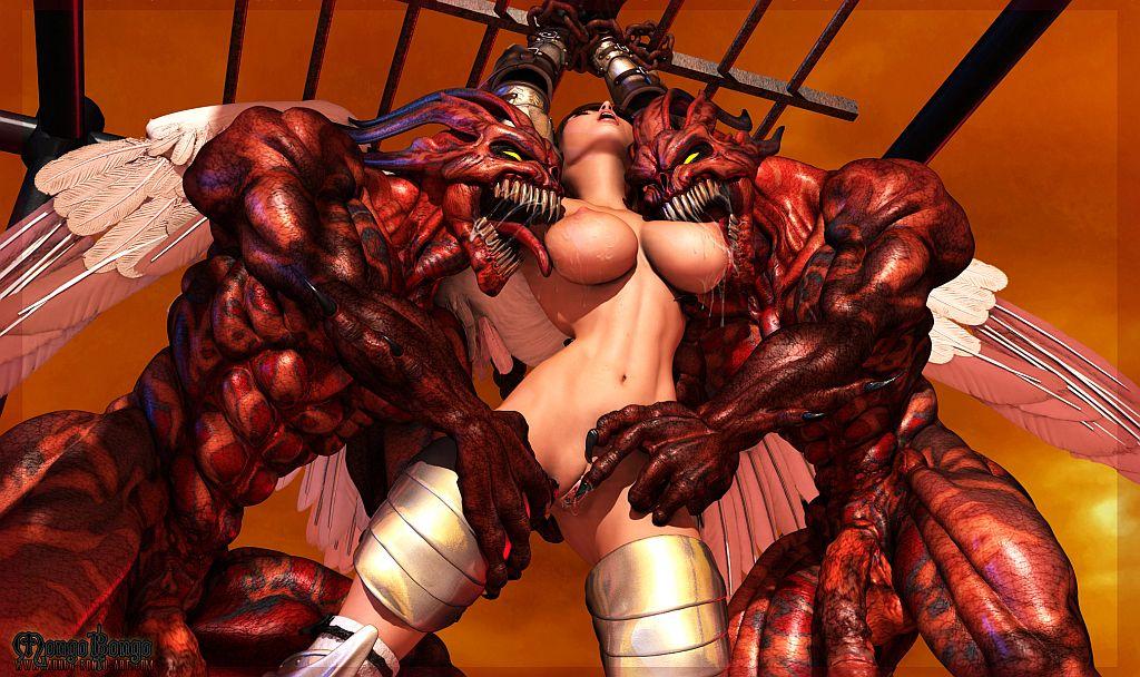Demon sex pics