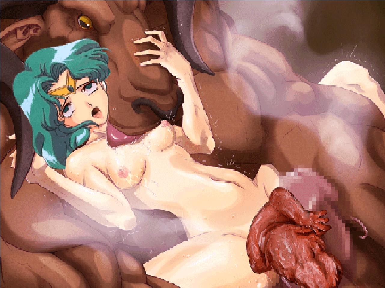 Female lesbian minotaur hentai pornos toons