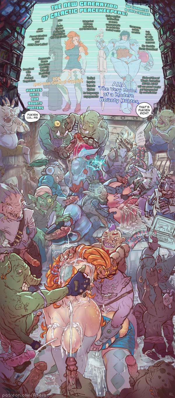 Alien Gangbang image 65594: alien gangbang goblin mind_break rape robot